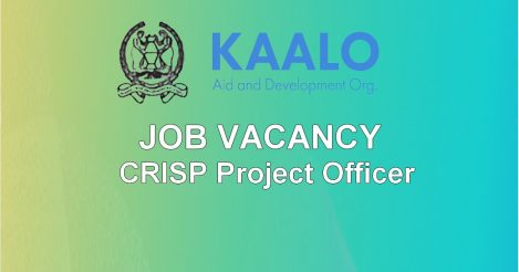 Kaalo – Aid and Development